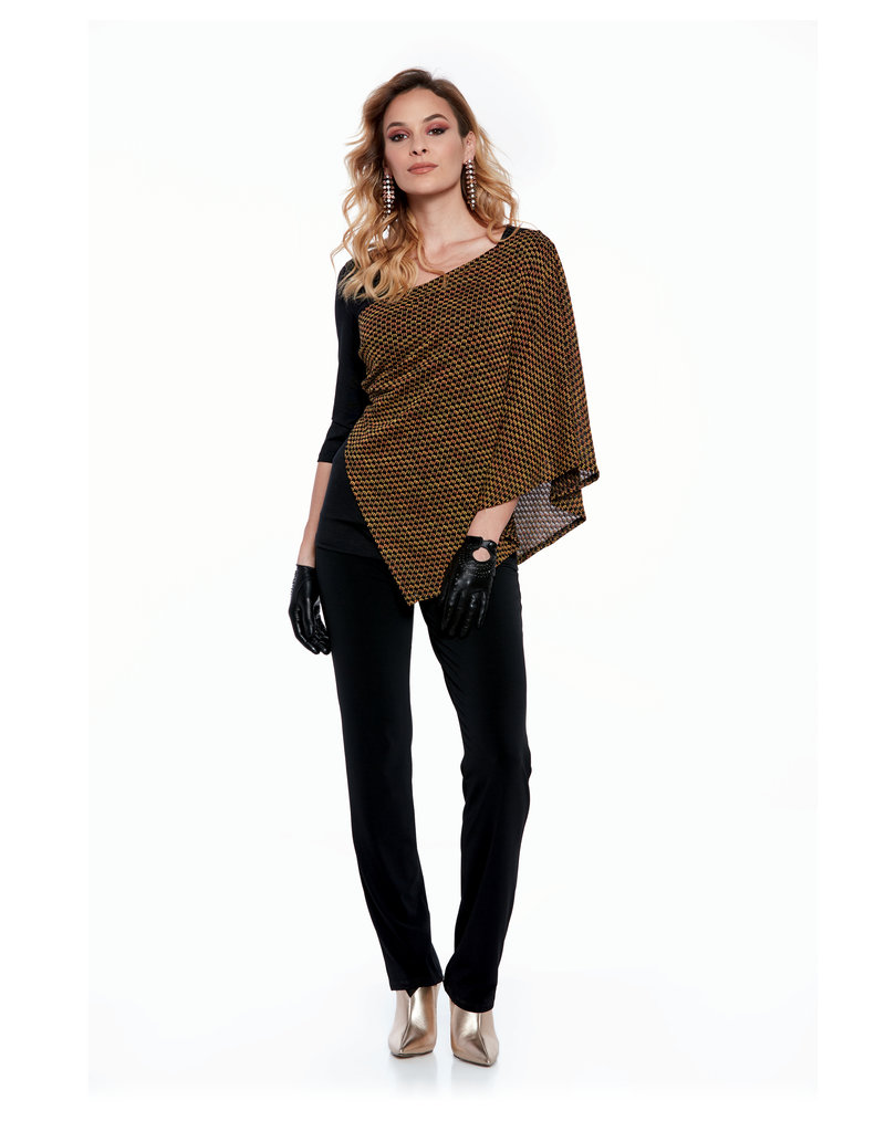 LUC FONTAINE Chandail SHAWLTOP