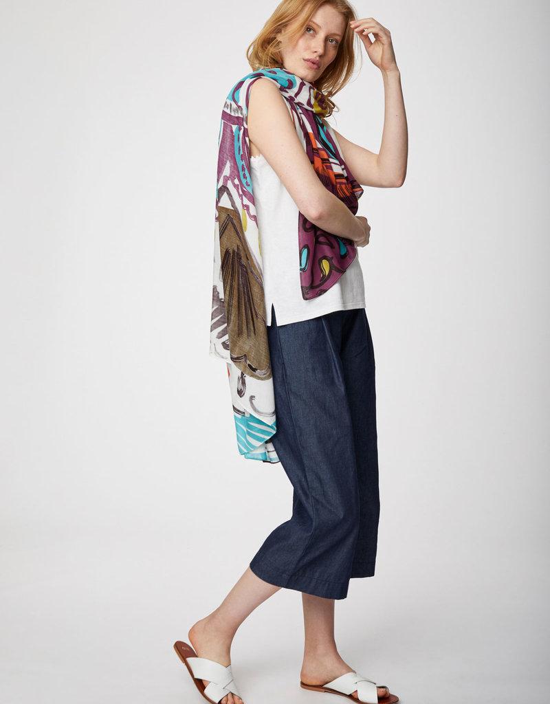 THOUGHT Grand foulard coloré