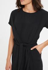 KAFFE Robe noire
