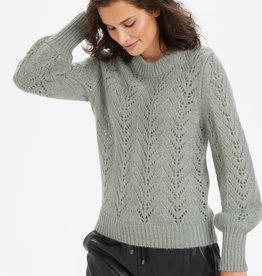 KAFFE Chandail tricot