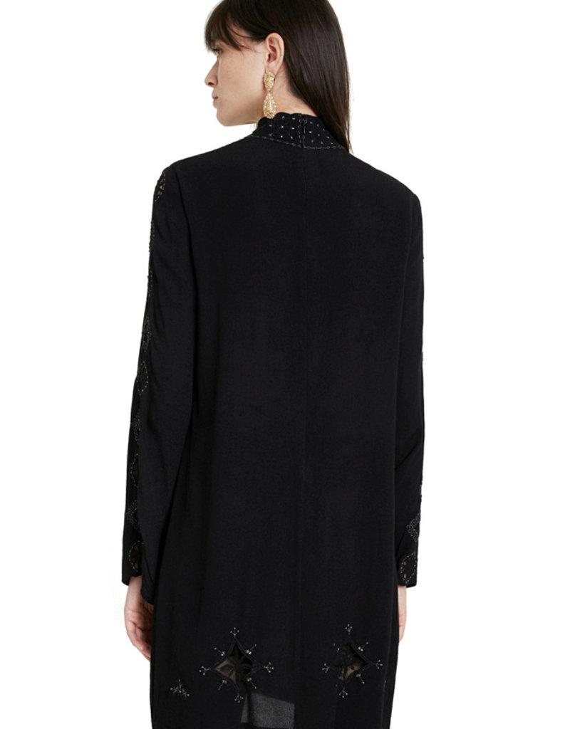DESIGUAL Robe noire