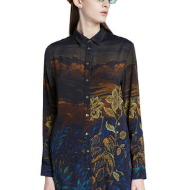DESIGUAL Blouse nature