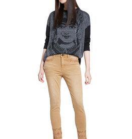 DESIGUAL Pantalon jeans 20WWPN03