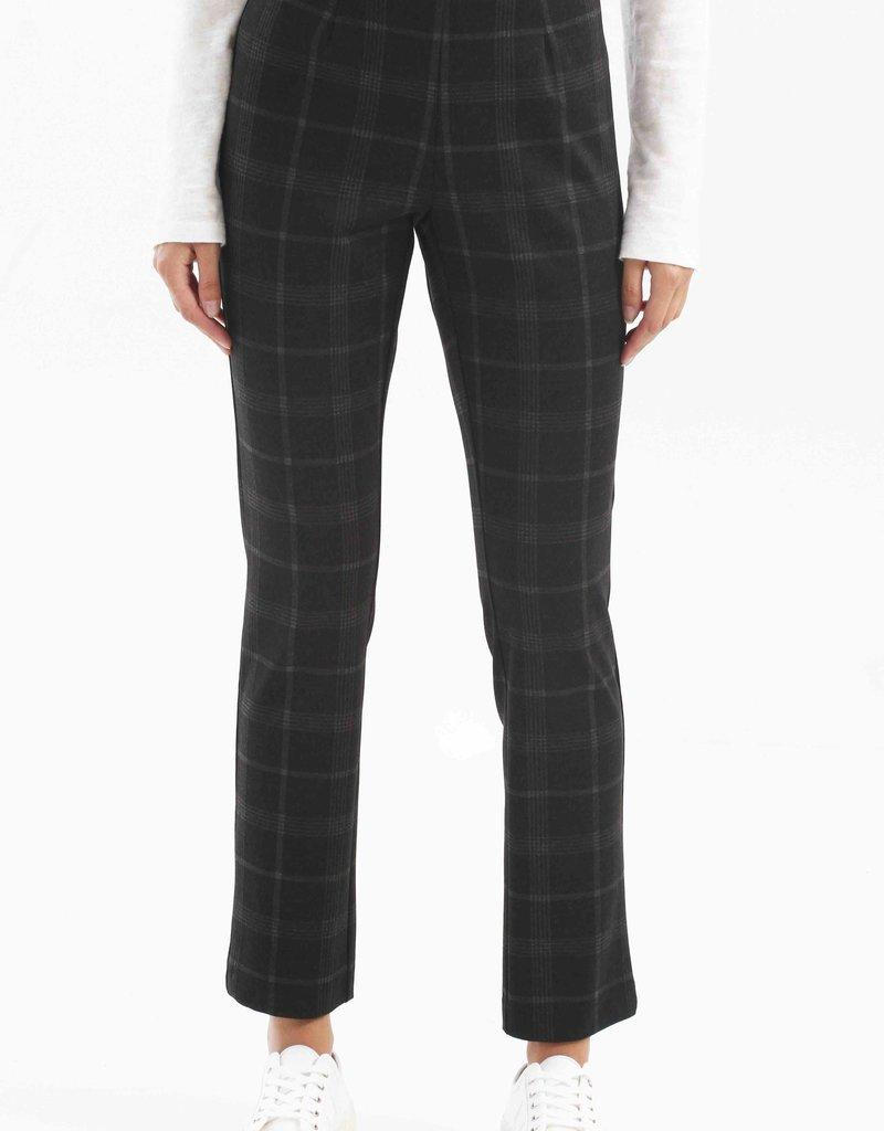CHARLIE B Pantalon à carreaux