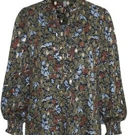 CULTURE Blouse boutonnée