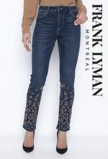 FRANK LYMAN Jeans animal 203128U