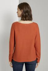 TOM TAILOR Chandail de tricot