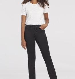TRIBAL Jeans noir droit