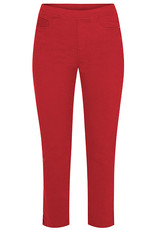 TRIBAL Jeans rouge jegging
