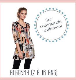 LUC FONTAINE ALGEBRA TUNIQUE