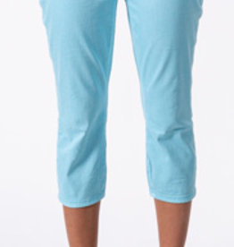 CYC Capri de jeans bleu pâle