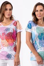 CYC Tee-shirt à motifs