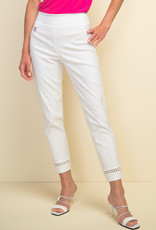JOSEPH RIBKOFF Pantalon blanc 211113