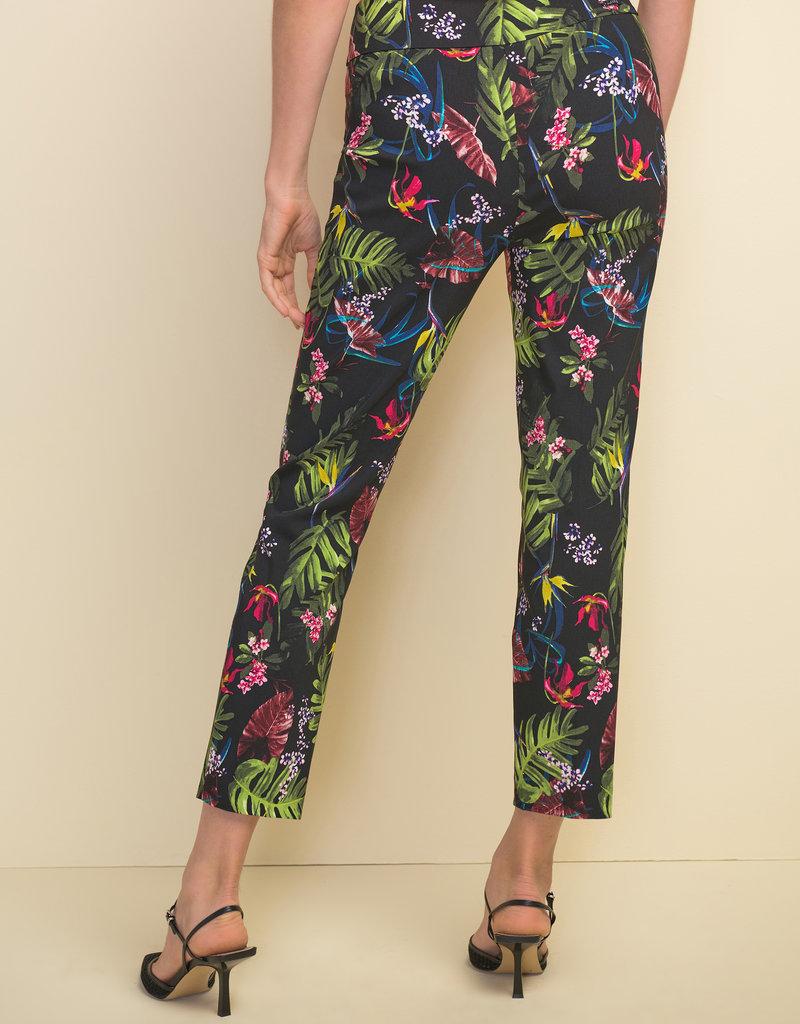 JOSEPH RIBKOFF Pantalon à fleurs 211161