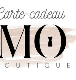 CARTE-CADEAU 75 $