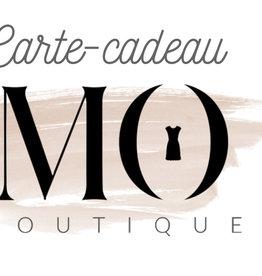 CARTE-CADEAU 100 $