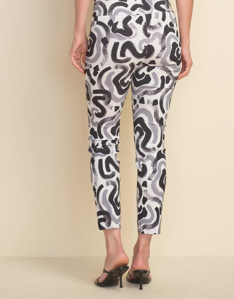 JOSEPH RIBKOFF Pantalon à motifs 212140