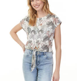 CHARLIE B Blouse tropicale