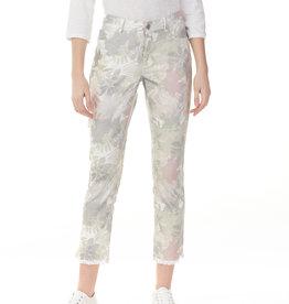 CHARLIE B Jeans à fleurs