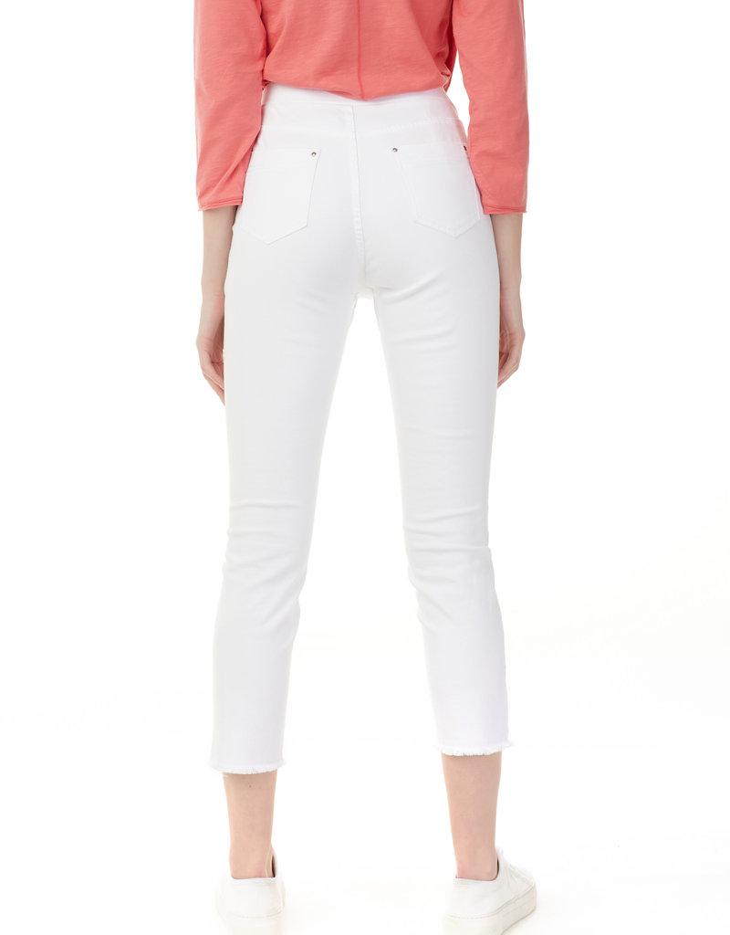 CHARLIE B Jeans skinny blanc