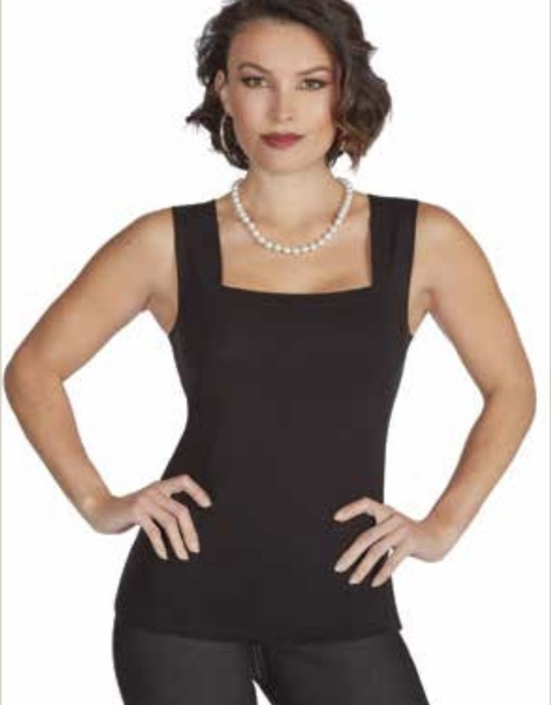 MODE TRICOTTO Camisole carrée