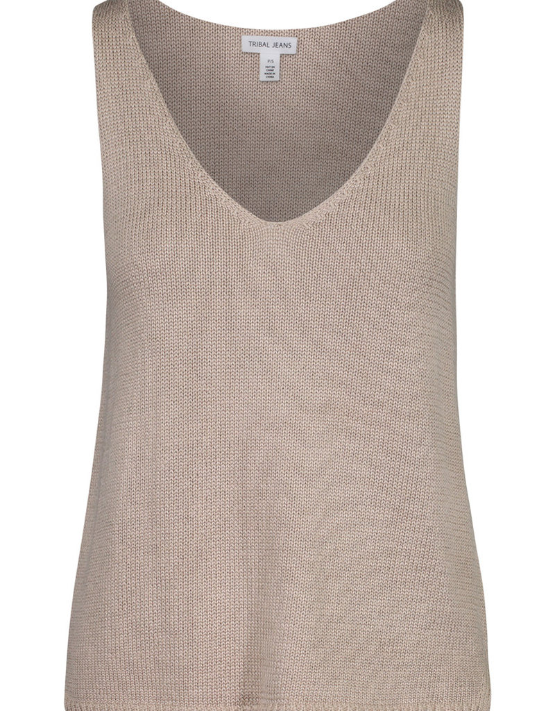 TRIBAL Camisole en tricot