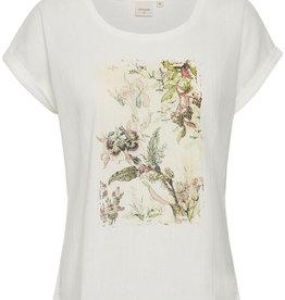 CREAM Tee-shirt à motifs
