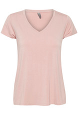 CULTURE Tee-shirt rose