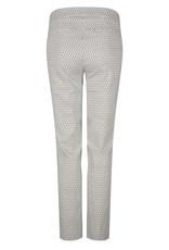 ESQUALO Pantalon à motifs