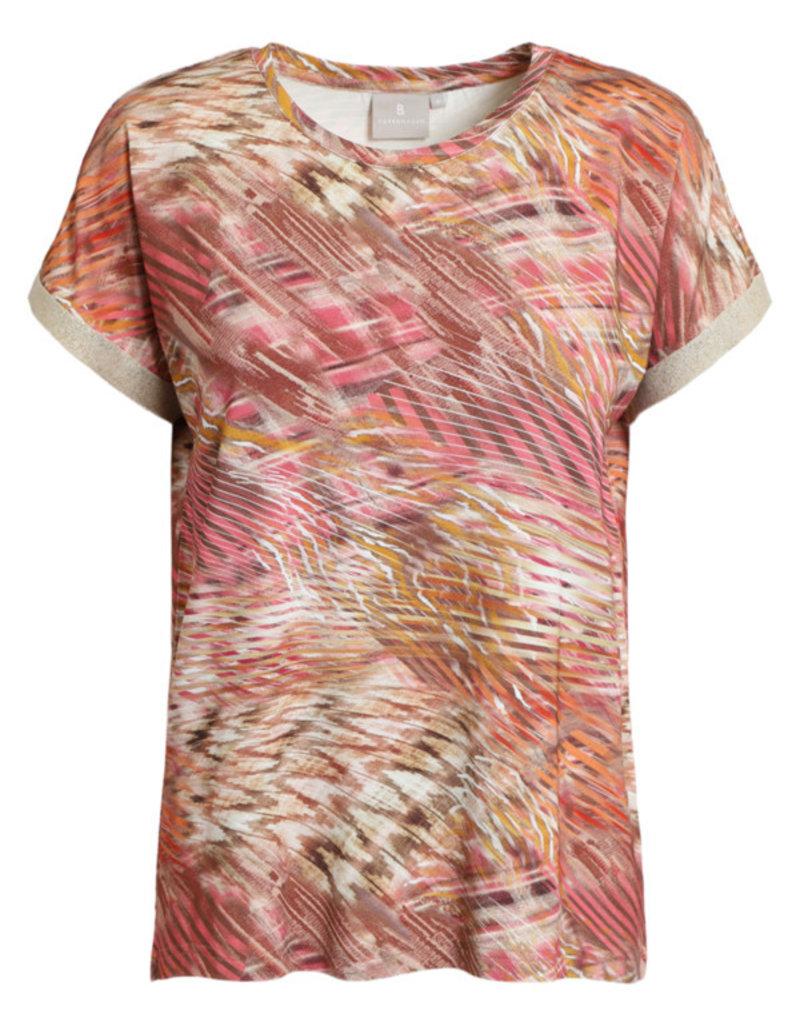 BRANDTEX Tee-shirt à motifs