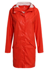 BRANDTEX Imper rouge flamboyant