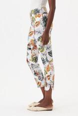 Up! Pantalon à fleurs