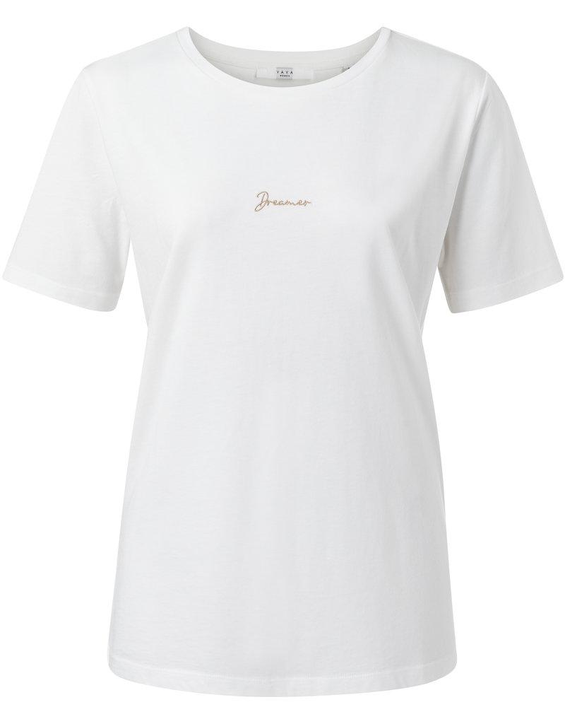 YAYA Tee-shirt simple