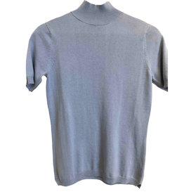 CYC Tee-shirt de tricot à col