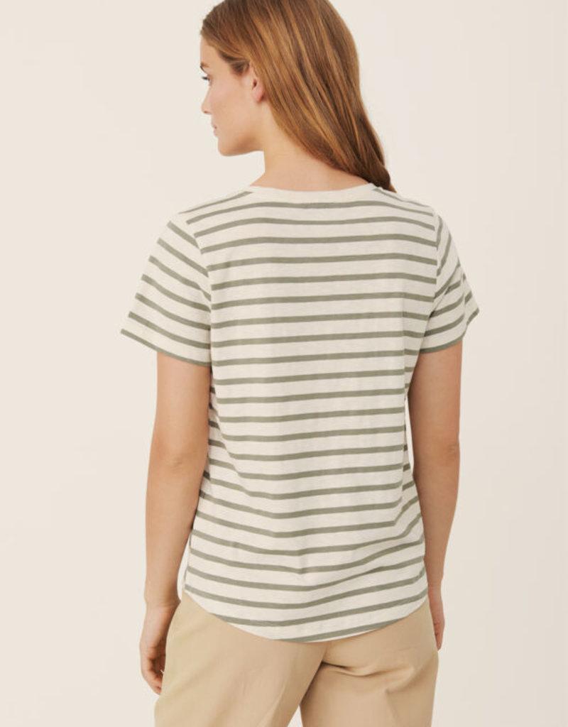 PART TWO Tee-shirt rayé