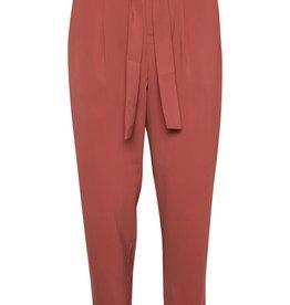 SAINT TROPEZ Pantalon brique
