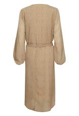 SAINT TROPEZ Robe beige
