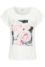 CREAM Tee-shirt simple
