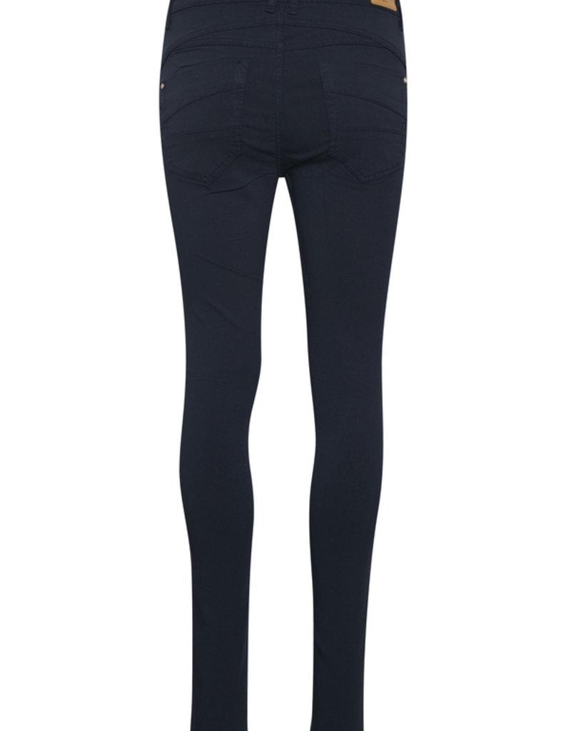 CULTURE Pantalon marine