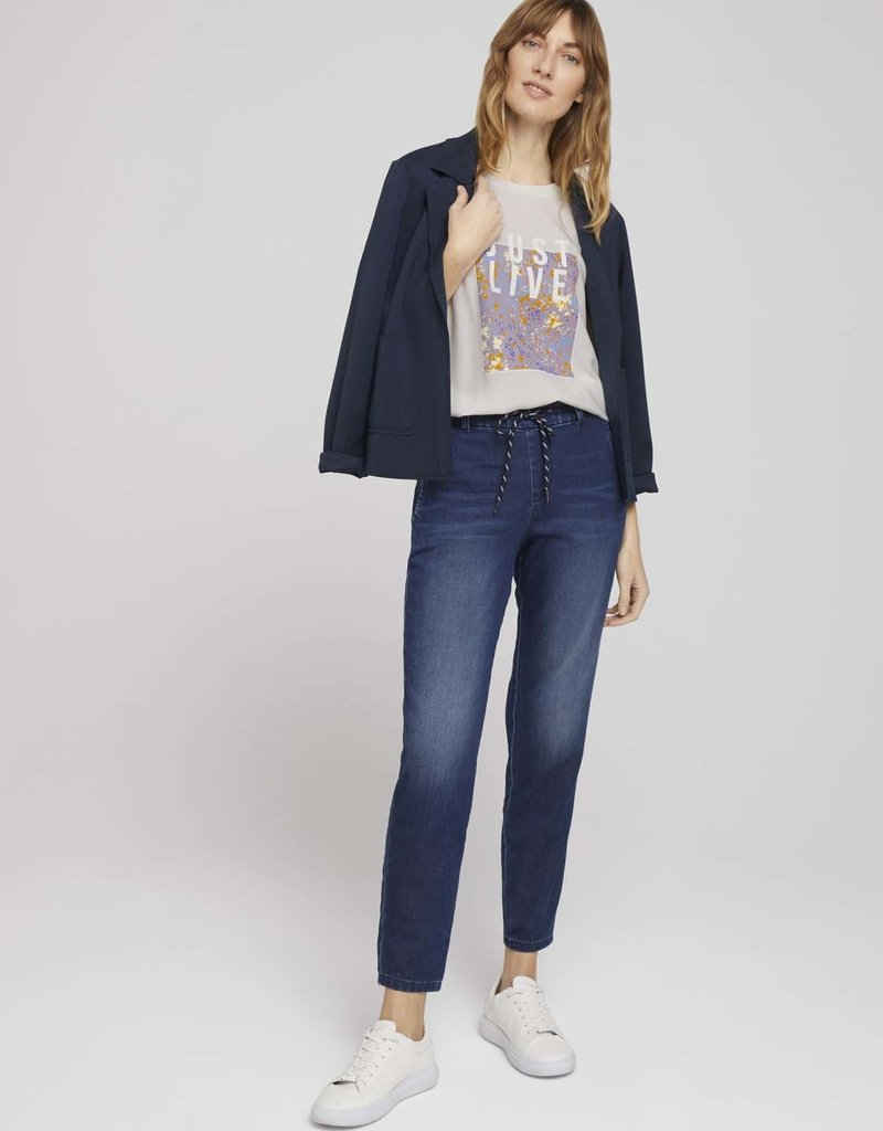 TOM TAILOR Tee-shirt Just Live
