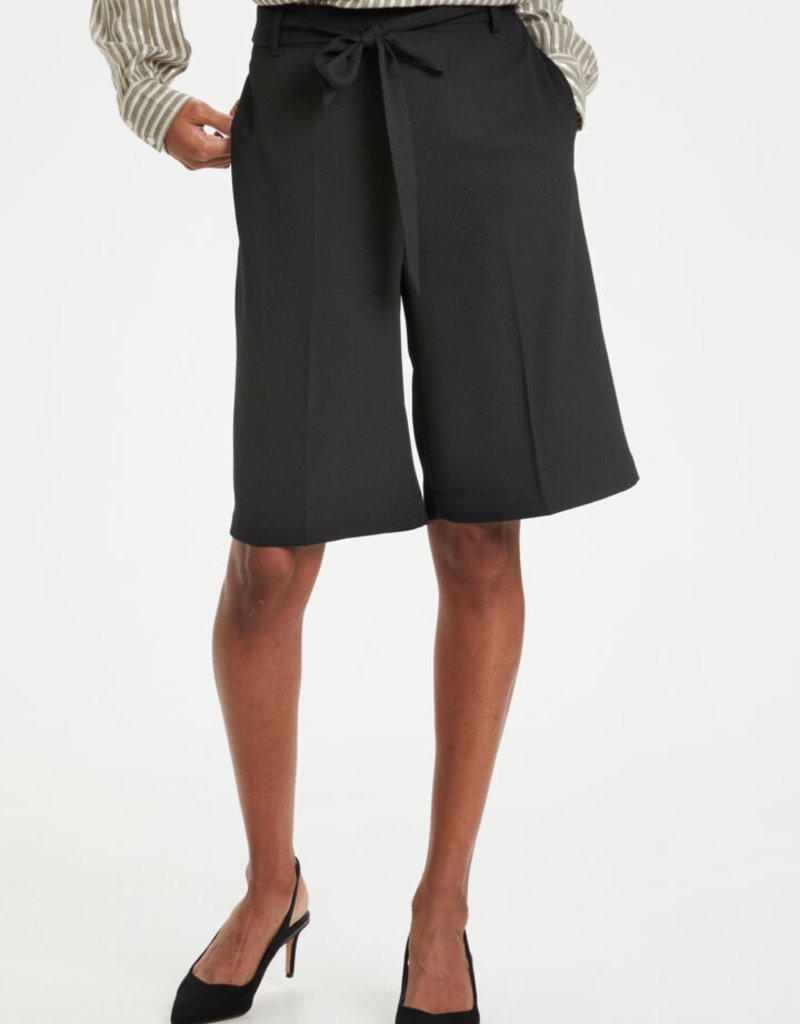KAFFE Bermuda noir