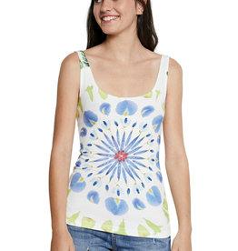 DESIGUAL Tee-shirt tie-dye