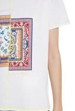 DESIGUAL Tee-shirt à motifs