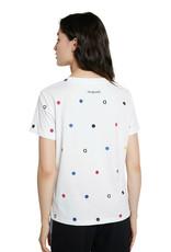DESIGUAL Tee-shirt délicat