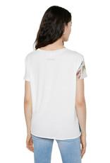 DESIGUAL Tee-shirt bohème