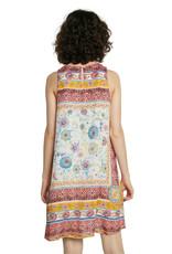 DESIGUAL Robe à motifs