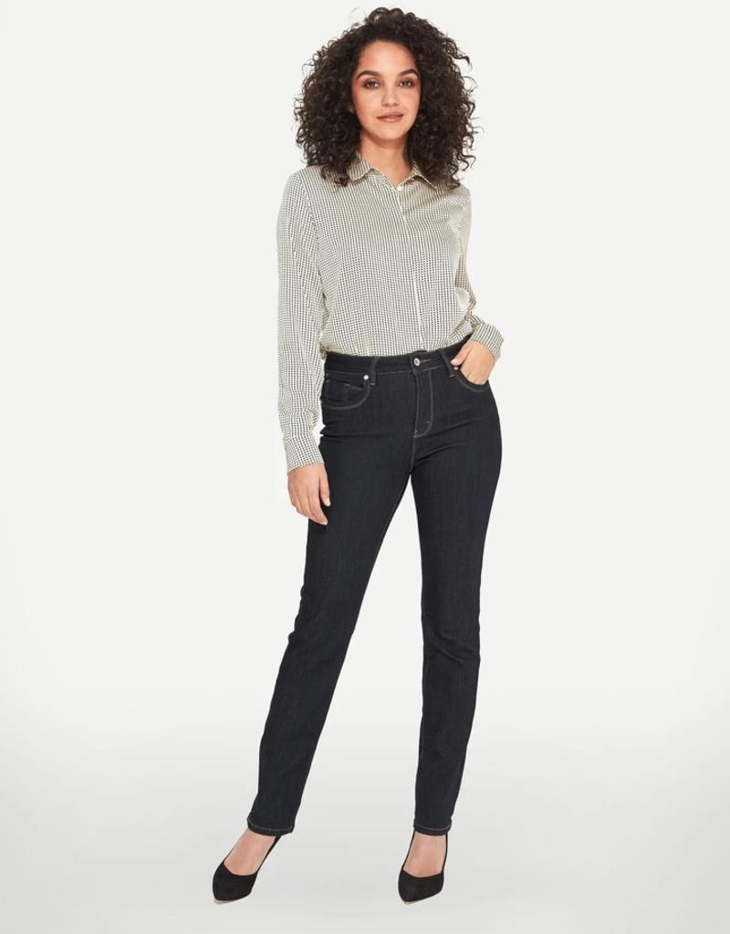 LOIS JEANS Jeans bleu foncé