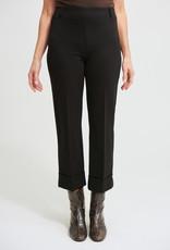 JOSEPH RIBKOFF Pantalon noir 3/4    213043