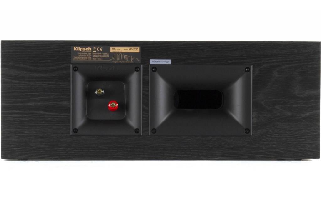 Klipsch Klipsch RP-500C Center Channel Speaker