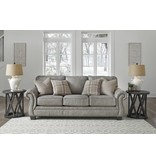 Signature Design Olsberg Sofa Steel Gray 4870138